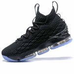 "Кроссовки Nike LeBron 15 ""Black/Ice"""
