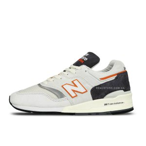 "Кроссовки New Balance M997CSEA ""Gray/White"""