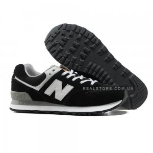 "Кроссовки New Balance ML574 ""Black"""