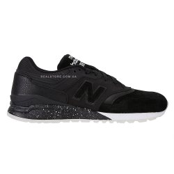 "Кроссовки New Balance ML997 HBA ""Black/White"""