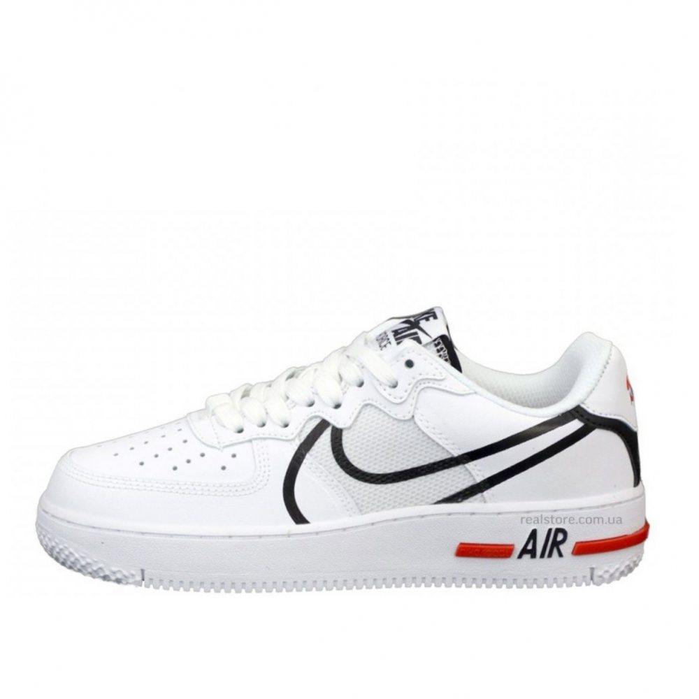 Кроссовки Nike Air Force 1 Low White Black