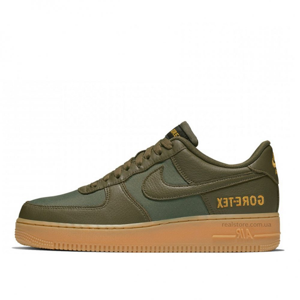 Кроссовки Nike Air Force Low GORE-TEX Haki