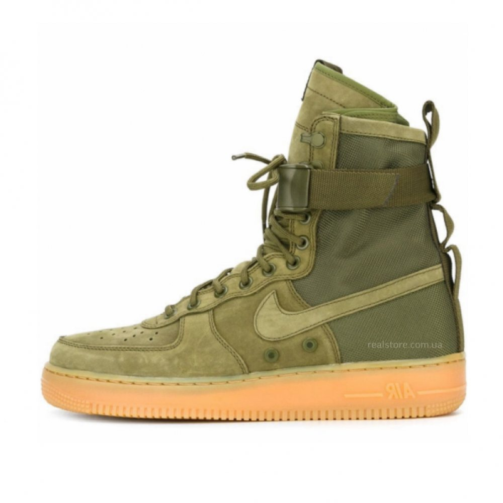 Кроссовки Nike Air Force Special Field Green