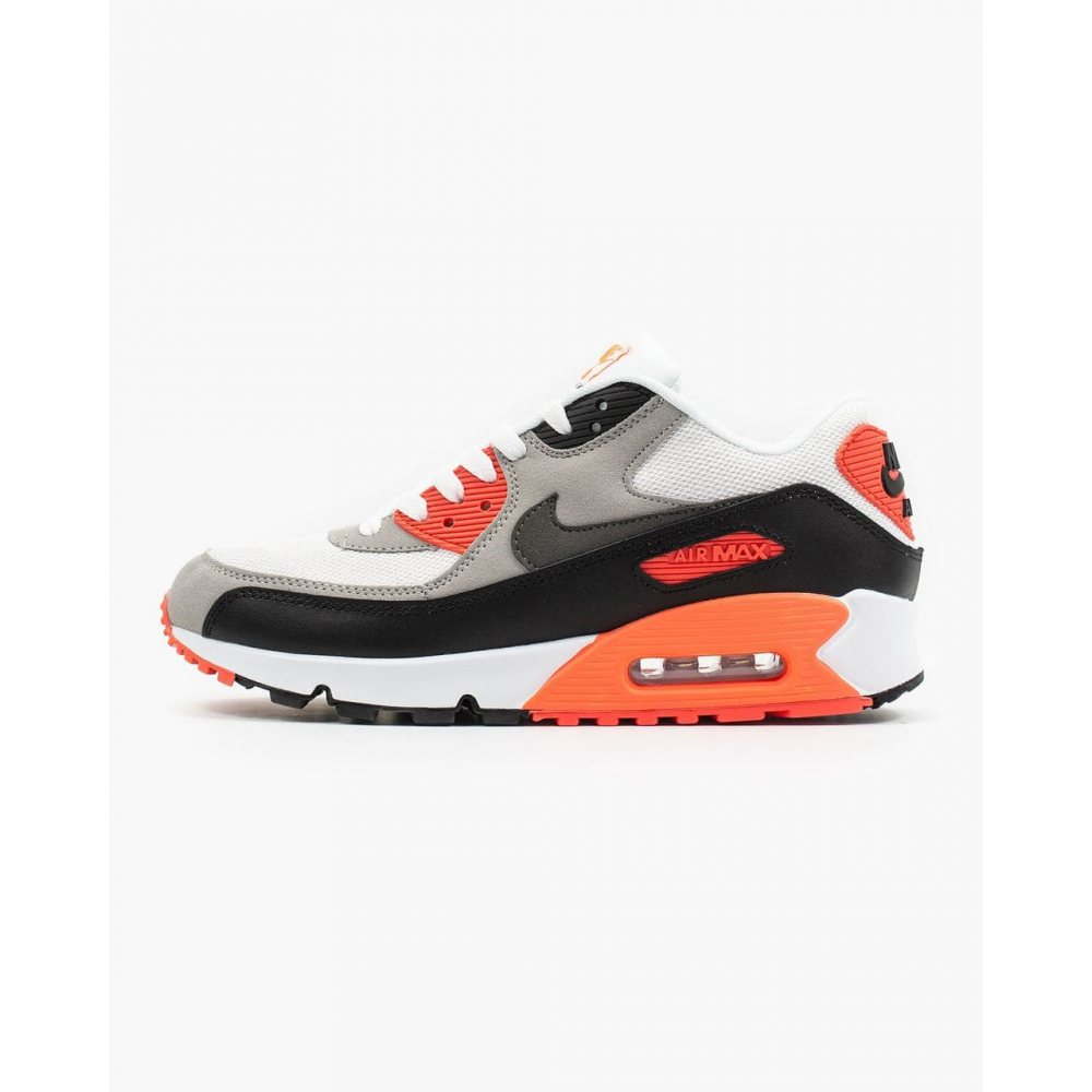 "Кроссовки Nike Air Max 90 ""Black/Grey/Red"""
