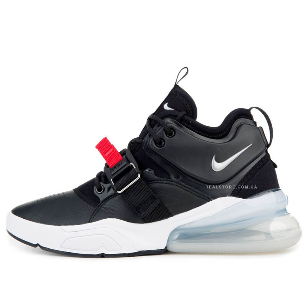 "Кроссовки Nike Air Force 270 ""Black/White"""