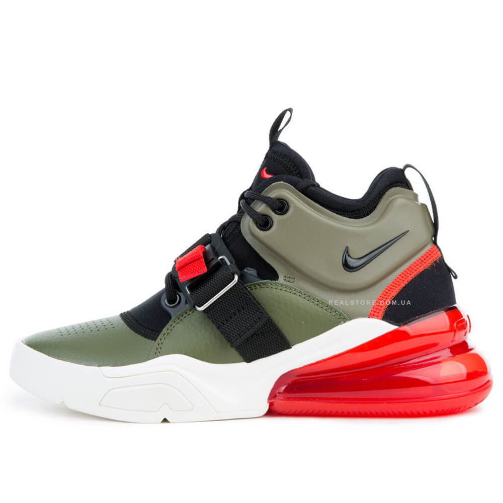 "Кроссовки Nike Air Force 270 ""Medium Olive"""