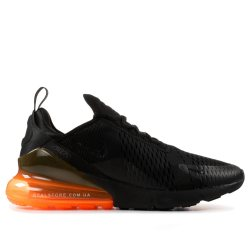 "Кроссовки Nike Air Max 270 ""Black/Orange"""