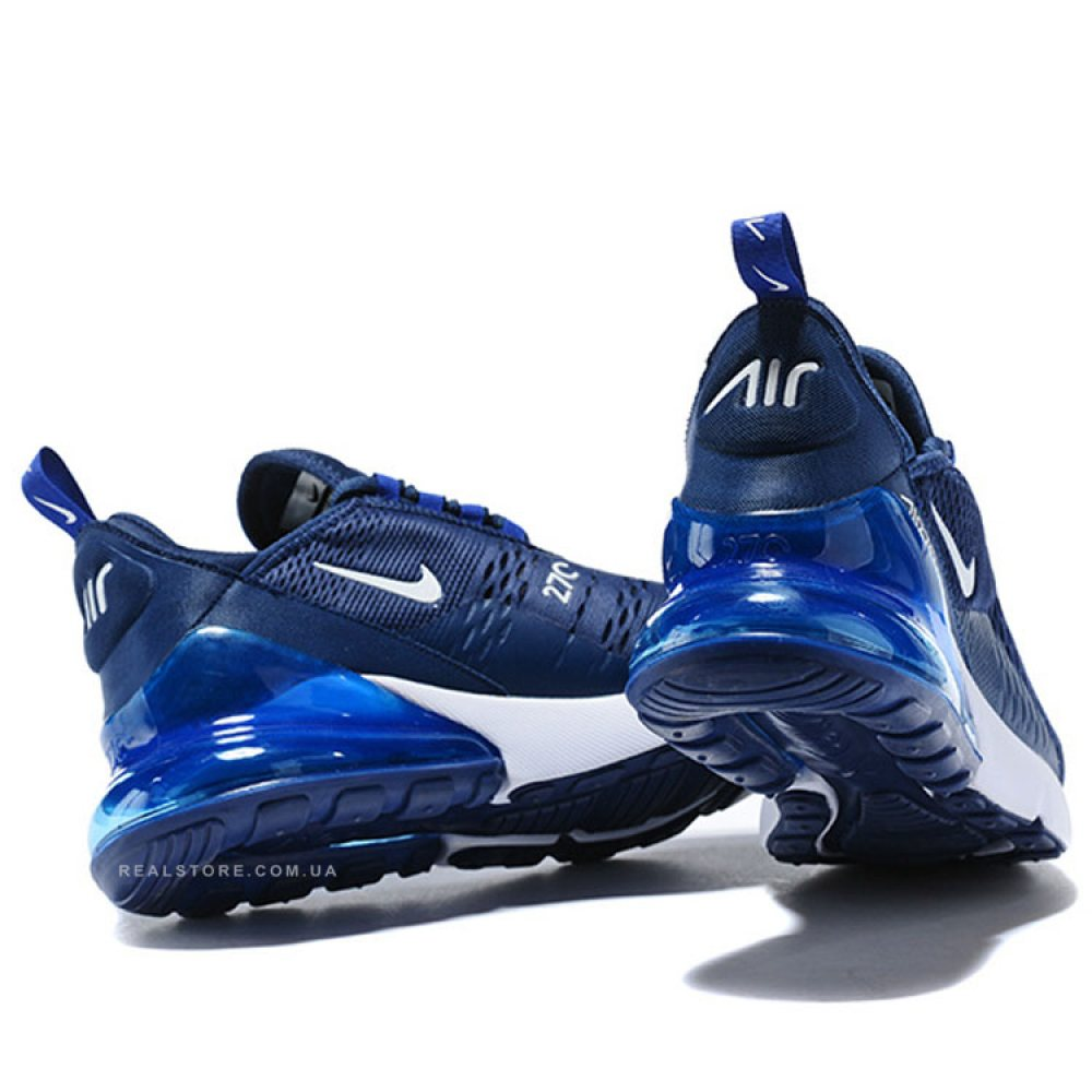 "Кроссовки Nike Air Max 270 ""Blue/White"""