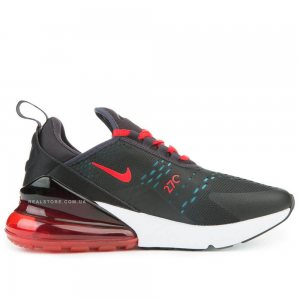 "Кроссовки Nike Air Max 270 ""Grey/Red"""