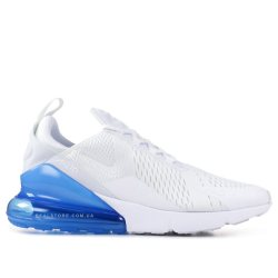 "Кроссовки Nike Air Max 270 ""White/Photo Blue"""