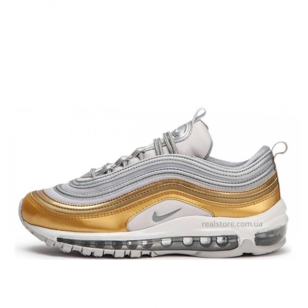 "Кроссовки Nike Air Max 97 ""White Gold"""