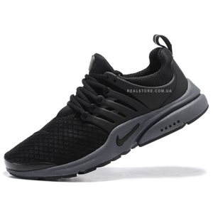 "Кроссовки Nike Air Presto BR GS ""Black"""