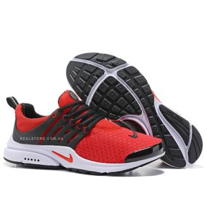 "Кроссовки Nike Air Presto BR GS ""Red/Black"""