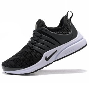 "Кроссовки Nike Air Presto BR QS ""Black/White"""