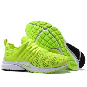 "Кроссовки Nike Air Presto BR QS ""Lime/White"""