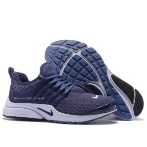 "Кроссовки Nike Air Presto BR QS ""Navy/White"""