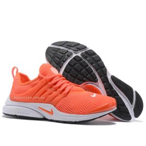 "Кроссовки Nike Air Presto BR QS ""Orange/White"""