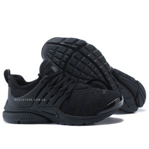 "Кроссовки Nike Air Presto BR QS ""Triple Black"""