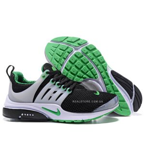 "Кроссовки Nike Air Presto BR ""Black/White/Green"""