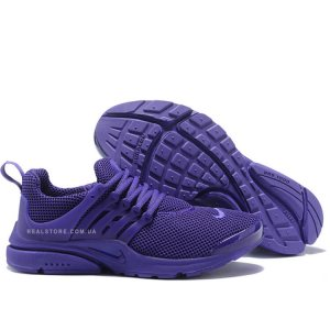 "Кроссовки Nike Air Presto BR ""Purple"""