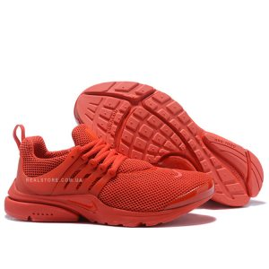 "Кроссовки Nike Air Presto BR ""Red"""