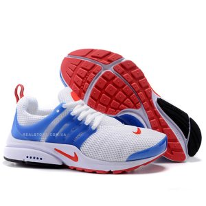 "Кроссовки Nike Air Presto BR ""White/Blue"""