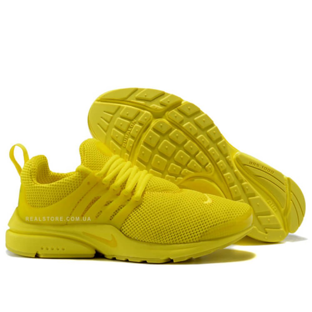 "Кроссовки Nike Air Presto BR ""Yellow"""