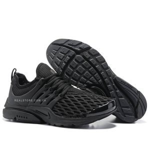 "Кроссовки Nike Air Presto Breathe ""Triple Black"""