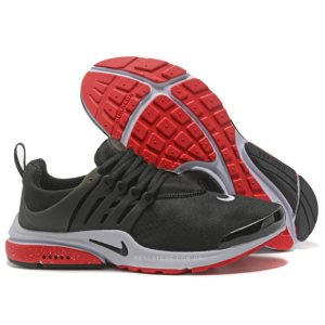 "Кроссовки Nike Air Presto Essential ""Black/White/Red"""