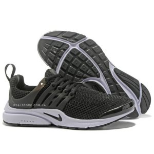 "Кроссовки Nike Air Presto Flyknit Breathe ""Black/White"""
