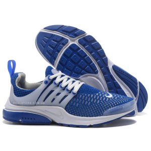 "Кроссовки Nike Air Presto Flyknit Breathe ""Blue/White"""