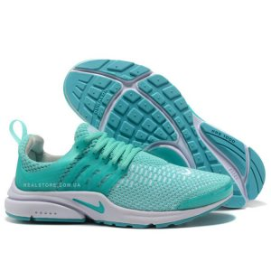 "Кроссовки Nike Air Presto Flyknit Breathe ""Mint/White"""