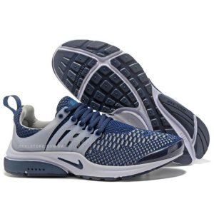 "Кроссовки Nike Air Presto Flyknit Breathe ""Navy/White"""