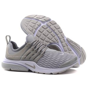 "Кроссовки Nike Air Presto Flyknit Ultra Breathe ""Grey/White"""