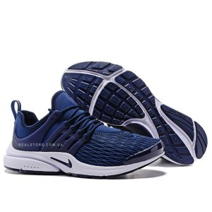 "Кроссовки Nike Air Presto Flyknit Ultra Breathe ""Navy/White"""