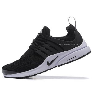 "Кроссовки Nike Air Presto Flyknit Ultra ""Black/White"""