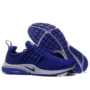"Кроссовки Nike Air Presto Flyknit Ultra ""Blue/White"""