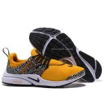 "Кроссовки Nike Air Presto QS Safari Pack ""Yellow/Black"""