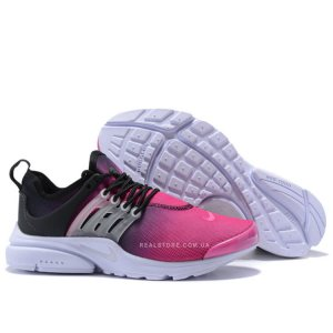 "Кроссовки Nike Air Presto QS ""Black/Purple"""