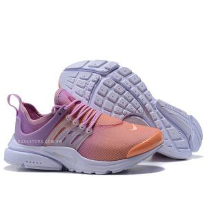 "Кроссовки Nike Air Presto QS ""Purple/Pink"""