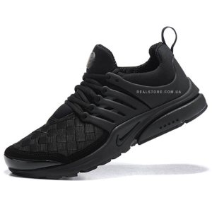 "Кроссовки Nike Air Presto SE Woven ""Triple Black"""