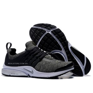 "Кроссовки Nike Air Presto TP QS Fleece Pack ""Grey/White"""
