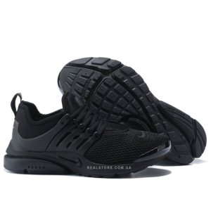 "Кроссовки Nike Air Presto TP QS ""Triple Black"""