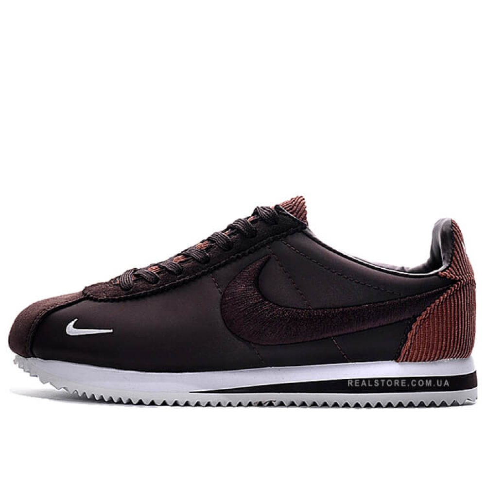 "Кроссовки Nike Classic Cortez Nylon Embroidery ""Brown"""