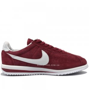 """Кроссовки Nike Cortez Suede """"Red/White"""""""
