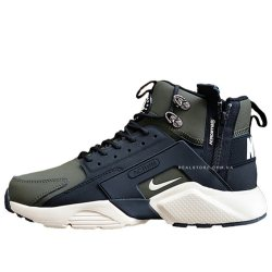 "Кроссовки Nike Air Huarache Mid x Acronym City ""Khaki/Black"""