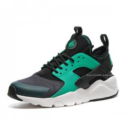 "Кроссовки Nike Air Huarache Run Ultra ""Black/Mint"""