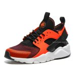 "Кроссовки Nike Air Huarache Run Ultra ""Black/Orange"""