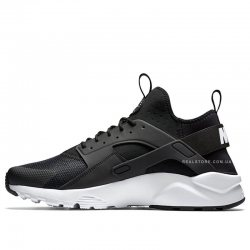 "Кроссовки Nike Air Huarache Run Ultra ""Black/White"""