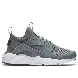 "Кроссовки Nike Air Huarache Run Ultra ""Grey/White"""